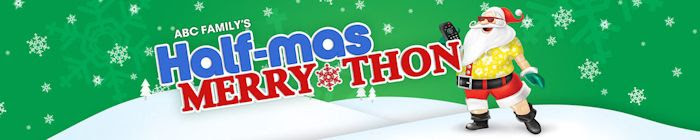 ABC Family's Half-mas Merry-thon