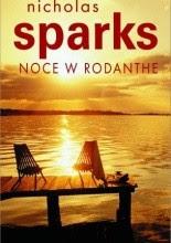 "Nicholas Sparks ""Noce w Rodanthe"""