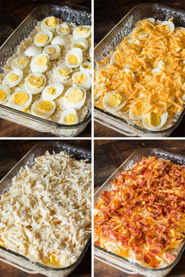Gluten Free Breakfast Casserole {Using Bacon, Potatoes and ...