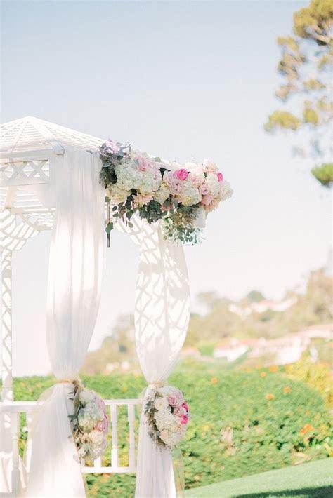 Romantic Blush Estate Wedding   MODwedding