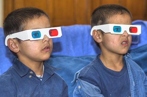 3D Twin Blues