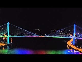 Ha Long flycam - Quay flycam tại Hạ Long Quảng Ninh - Cầu Bãi Cháy