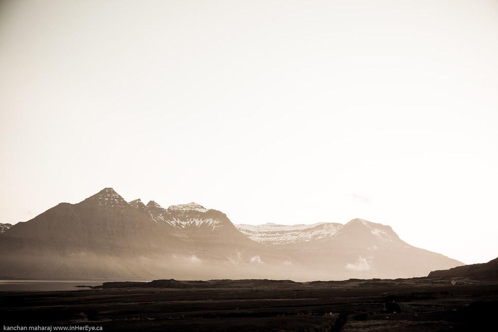 Iceland Day 6 - Berunes Sunset-5