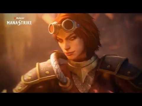 Magic: ManaStrike (Trailer) - G-Star 2019