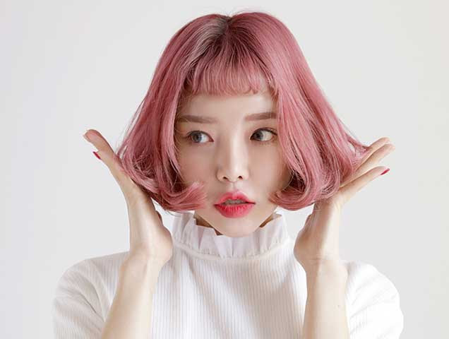 Korean Hair Dyes That Double as Hair Treatments  theFashionSpot