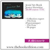 Le livre Jessic\'Art Book