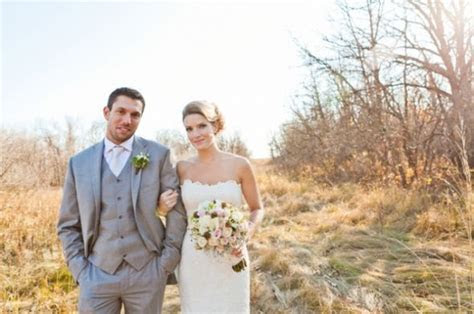 Ivory dress & charcoal grey tux?   Weddingbee
