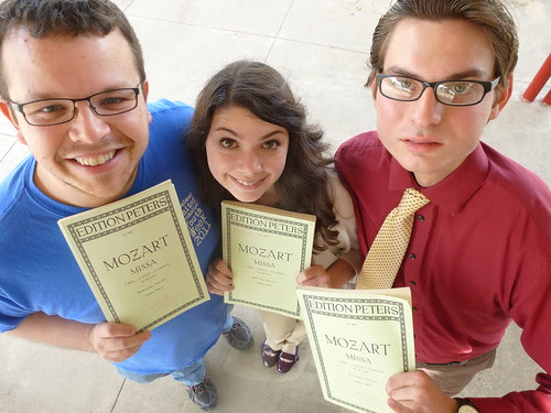Mozart on Ap 14: T Wes Moore, Katherine Ball, Zachary Owen, Shreveport by trudeau