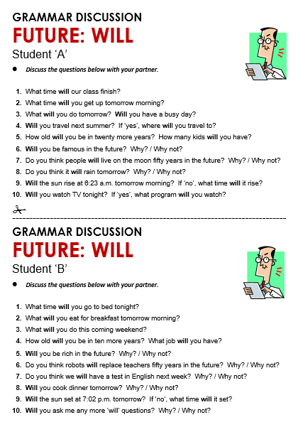 Future Will All Things Grammar