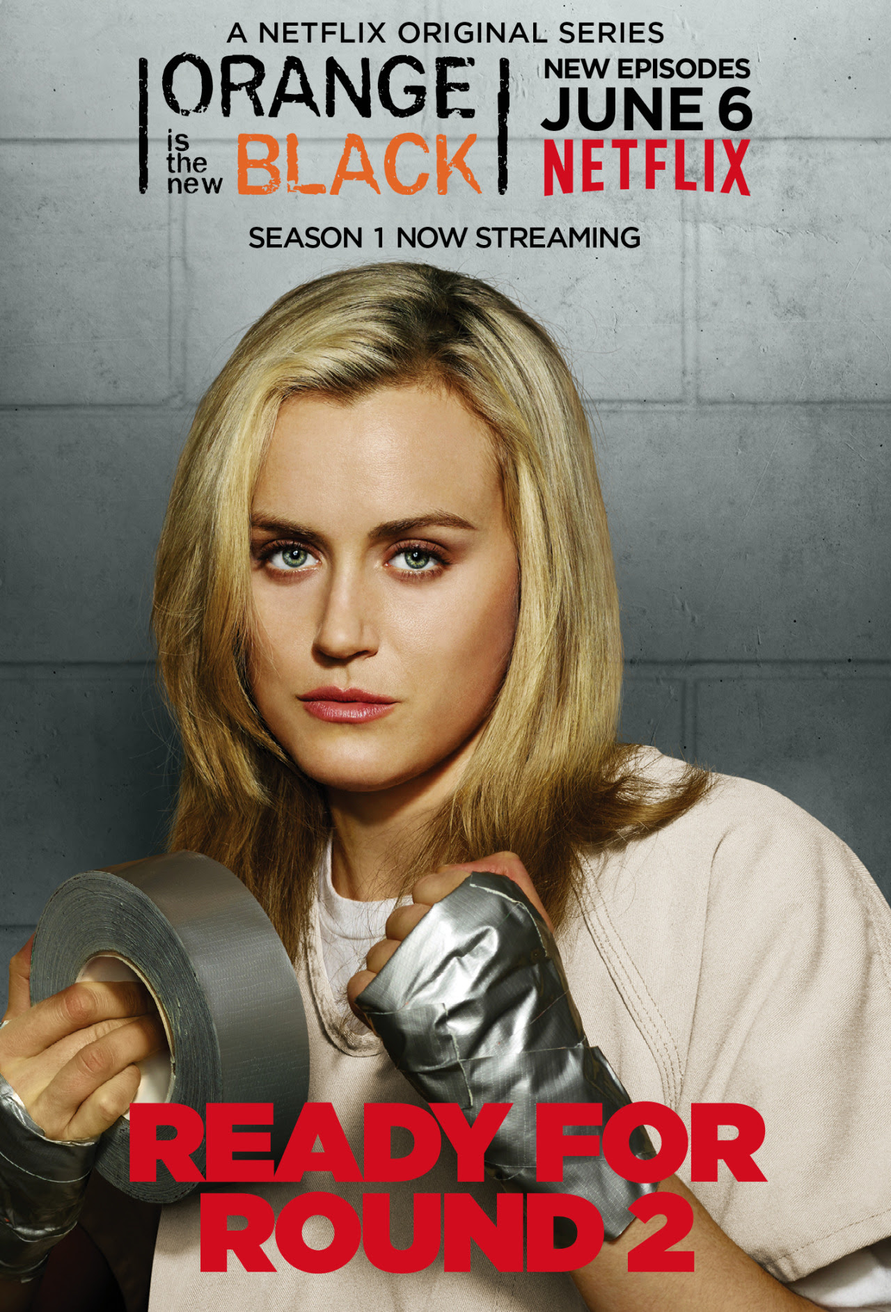 Piper Chapman - Ready For Round 2.
