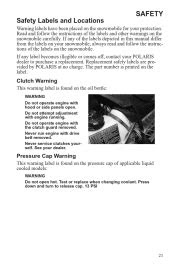 2013 Polaris 600 Pro RMK Problems, Online Manuals and