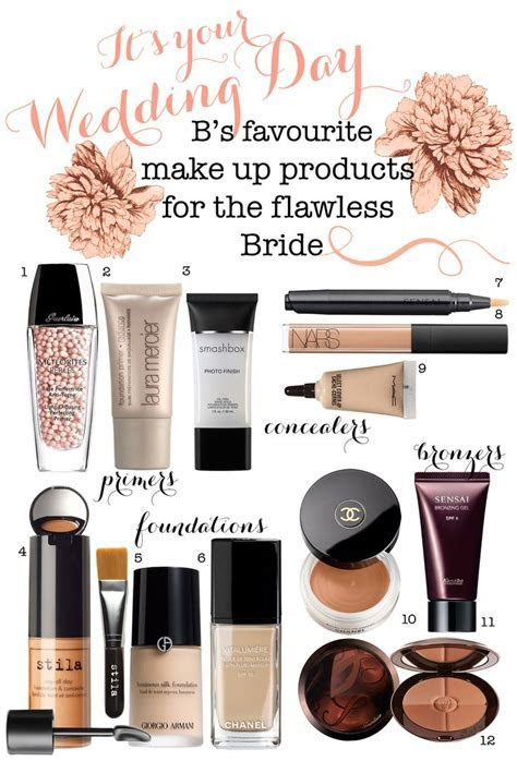 Best 25  Wedding day makeup ideas on Pinterest   Day