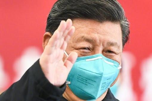 Chinese President Xi Jinping Visits Wuhan - Coronavirus