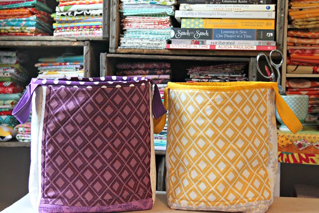 Simply Color Totes
