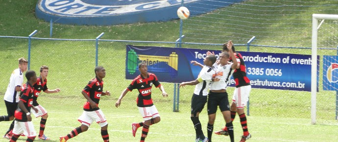 Atlético-MG x Flamengo - BH Cup (Foto: Fernando Martins)