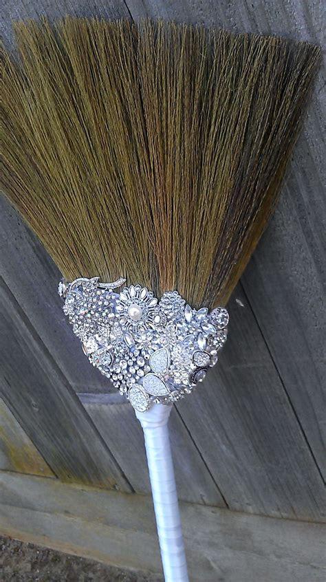 Wedding Broom  #Wedding #Bling  ideas, ideas and more
