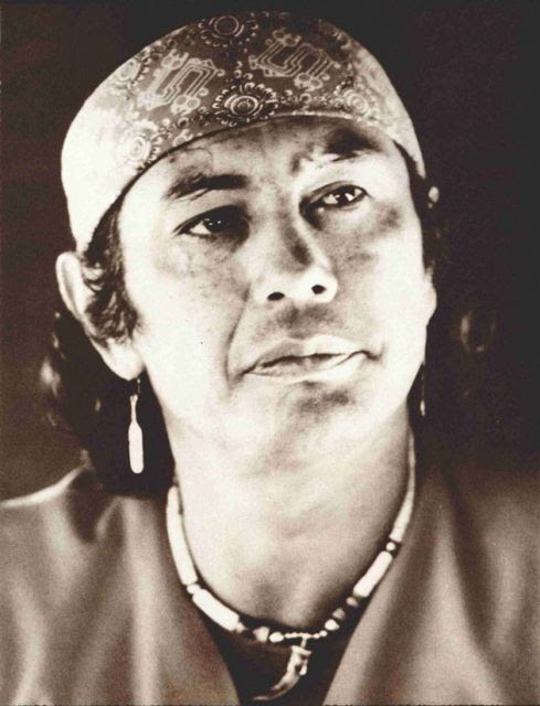 Russell Means Lionel Delevingne / Picture Group