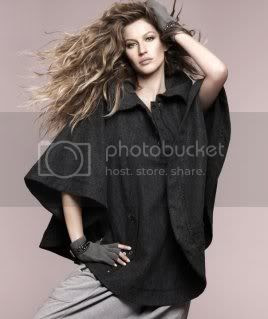 Gisele Bundchen,Colcci,Fashion Ads
