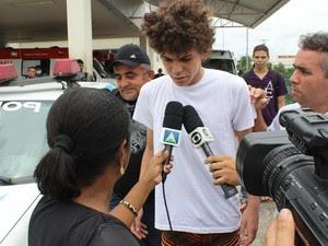 Zacarias Gondim é investigado por fraude e estelionato no Piauí (Foto: Catarina Costa/G1)