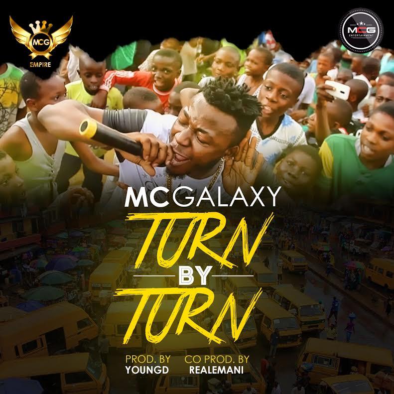 Mc Galaxy Turn by Turn Art