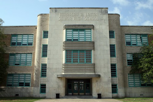 mirabeau b. lamar senior high school