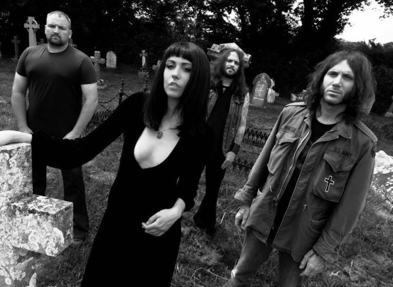 Dead Witches Band Photo