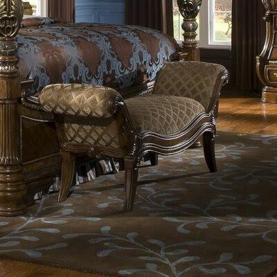 Wynwood Bellaire Wooden Bedroom Bench | Wayfair