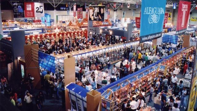 Expo Guadalajara FIL stands