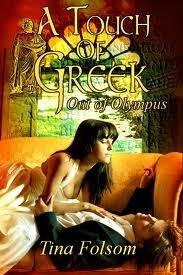 A Touch of Greek (Out of Olympus, #1)