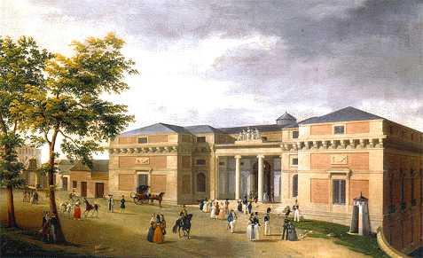 File:Entrada al Real Museo por el Lado de San Jerónimo.jpg