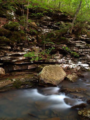 By Falling Water Creek