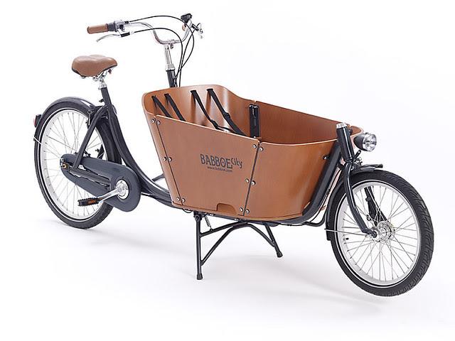 Babboe City Cargobike