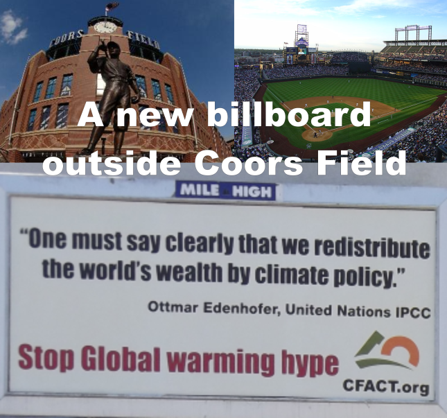 global warming climate temperature fraud
