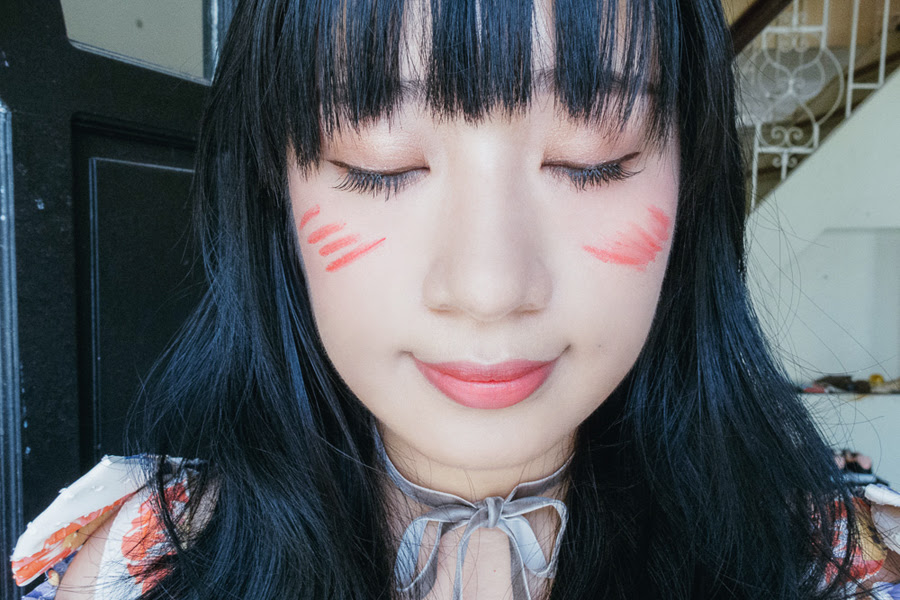 CANMAKE Whip Mousse Lip + Candy Wrap Lip | chainyan.co