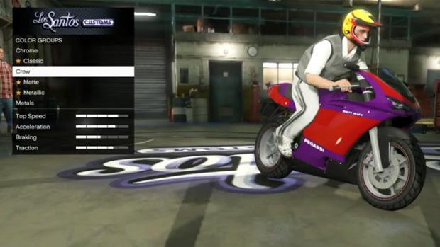 Bug em GTA Online permite vender a mesma moto incontáveis vezes (Foto: Reprodução)