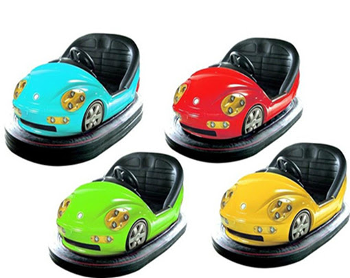 Small Bumper Car Rides for Kids