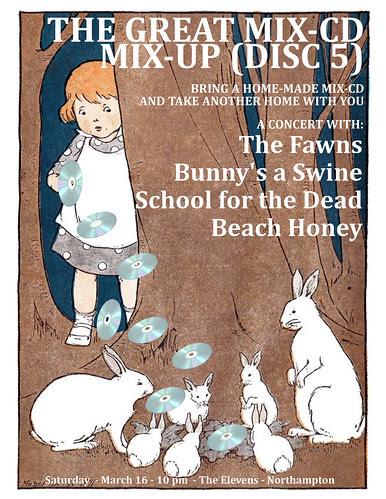 mix cd mix up MAR 16 2013