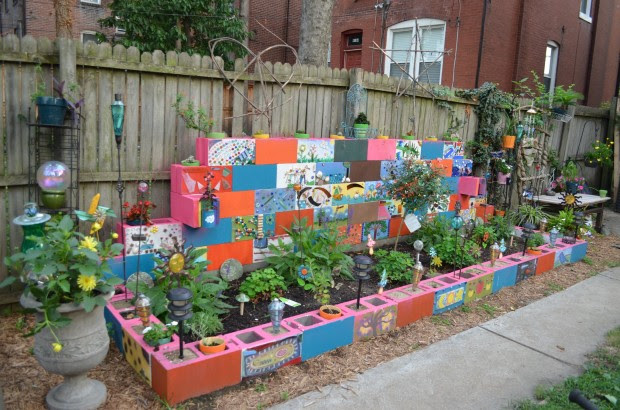 Beyond the gnome: New ideas for specialty garden decor ...