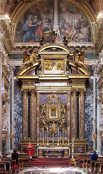 Fil: Santa Maria Maggiore BW 5.jpg