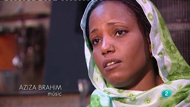 Continuarà - Aziza Brahim, cantant