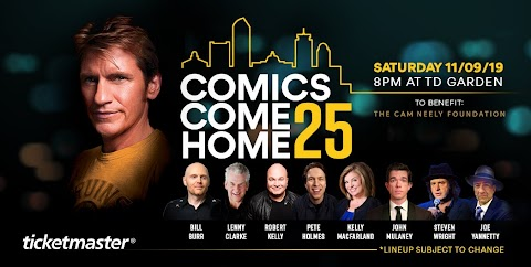 Buy Comics Come Home Tickets