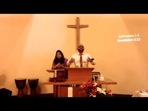 05 January 2020 Sunday Service - Pas. Kapilan