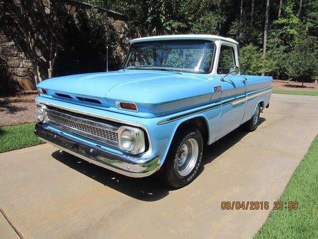 1965 Chevrolet Ck Trucks For Sale Near Atlanta Georgia 30318