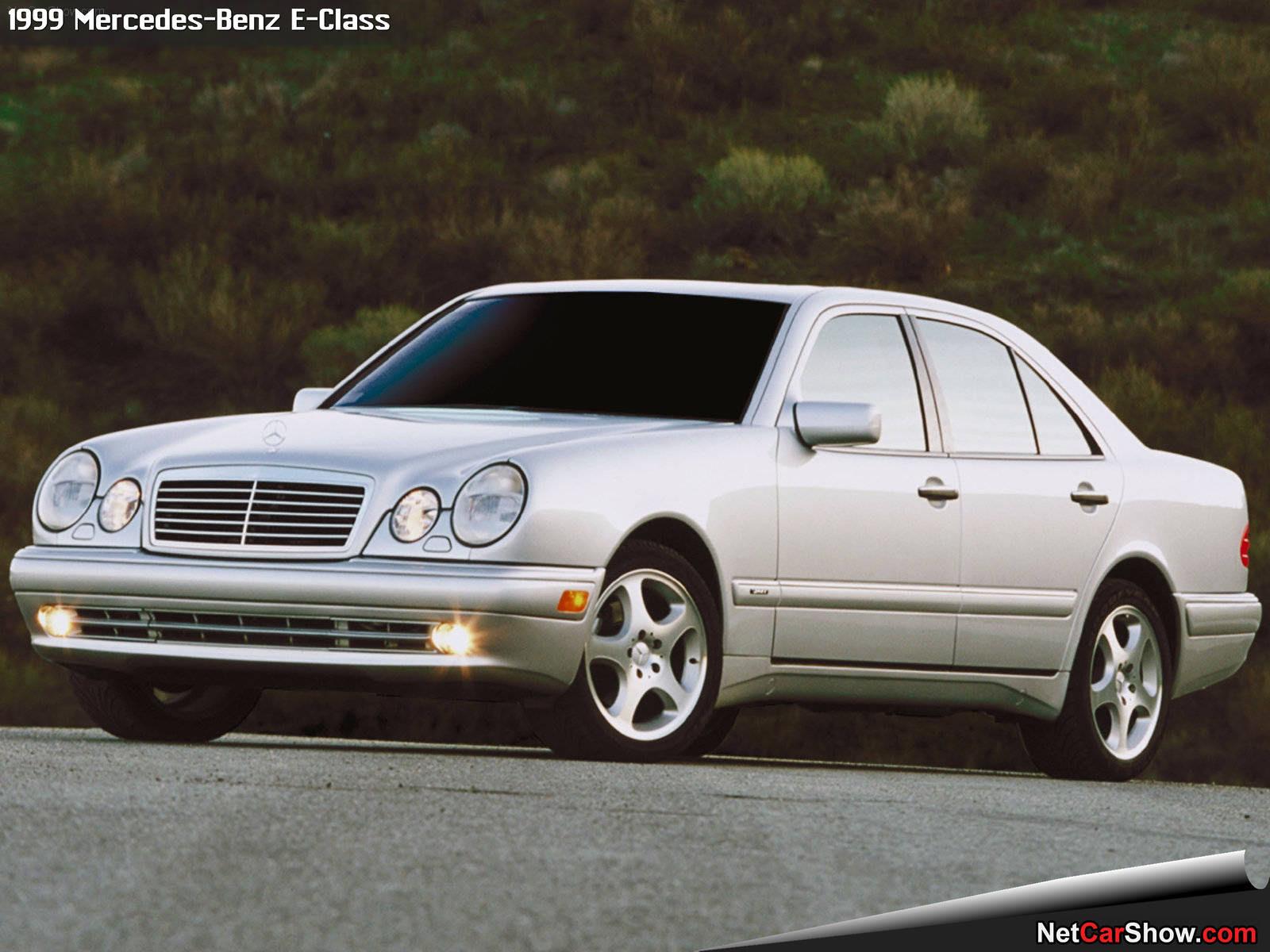 Mercedes-Benz E-Class (1999) picture #04, 1024x768