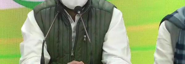 Farm laws: Govt destroying livelihood of farmers, says Rahul Gandhi