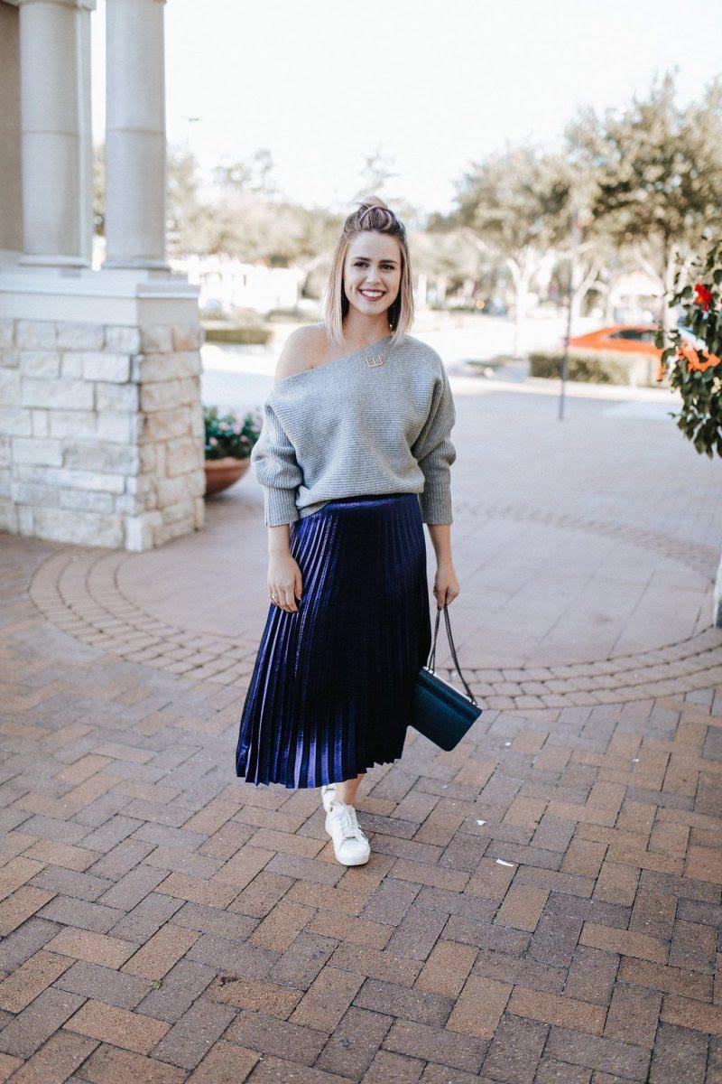 best ways to wear pleated skirts 2020 ⋆ fashiontrendwalk