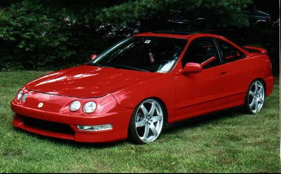 And1getoff 1998 Acura Integra Specs Photos Modification Info At Cardomain