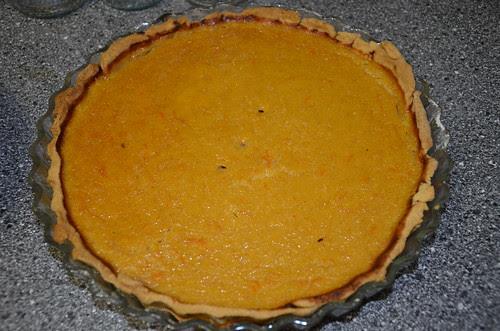 pumpkin pie Oct 13