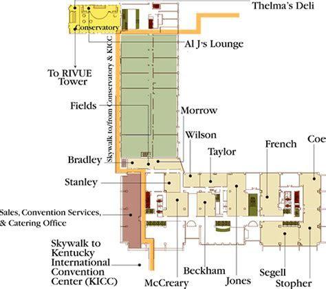 Interactive Wedding Venue Map   Galt House Hotel