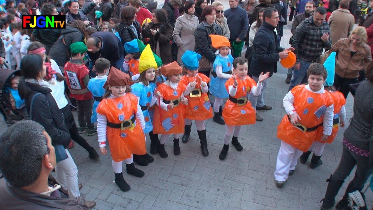 Desfile Carnaval 2014 - Nules